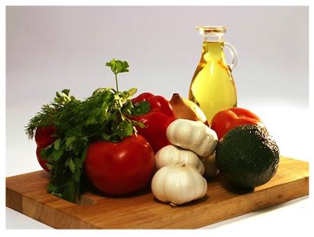 Aceite de Oliva en una buena Dieta