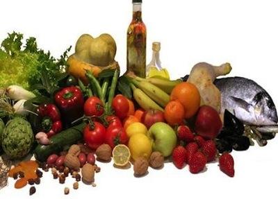 Adelgace con una dieta sana