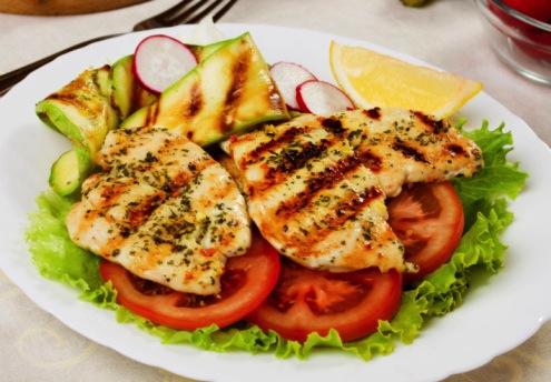Adelgaza con Alimentos Sanos