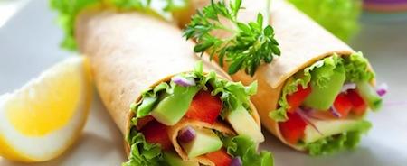 Adelgaza con dieta vegetariana