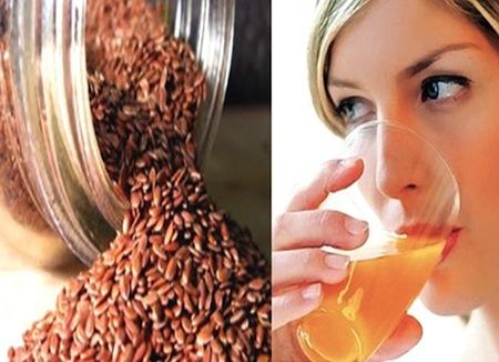 Adelgaza consumiendo Semillas de Lino