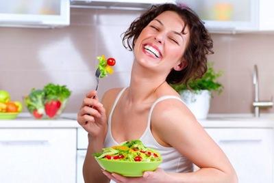 Alimentação balanceada e exercícios são a chave