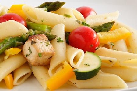 adelgazar comiendo pasta