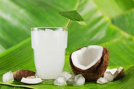 Adelgazar con Agua de Coco