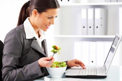 Alimentacion para mujeres que trabajan