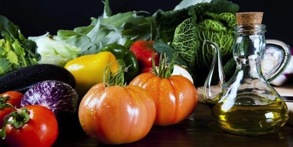 Alimentos Mediterraneos y Saludables
