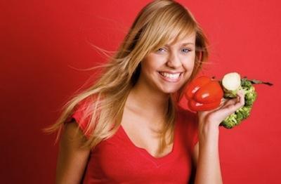 Alimentos en la dieta para adelgazar