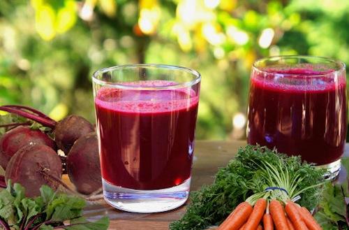 Bebida milagrosa a base de Frutas