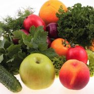 Beneficio de las Dietas de Frutas y Verduras