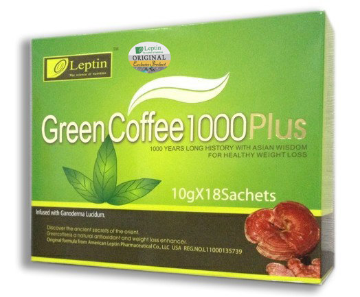 Beneficios del Green Coffee Plus