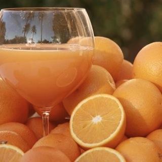 Calorias de la naranja Calorías de la naranja