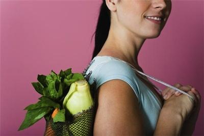 Comer y ejercitarse para adelgazar