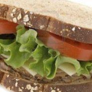 Cómo preparar un Sándwich Saludable