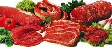 Como sustituir la Carne Roja