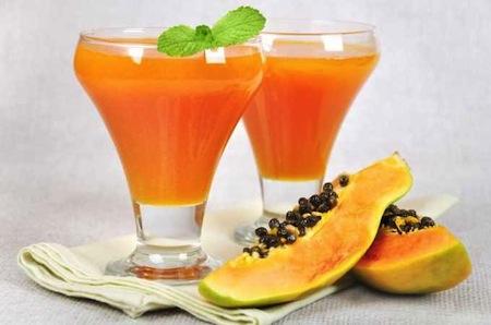 Consume Papaya y baja de peso