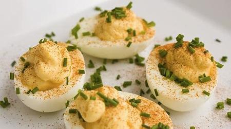 Consumir huevos sin engordar