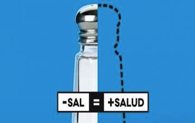 Cuánta sal se debe consumir