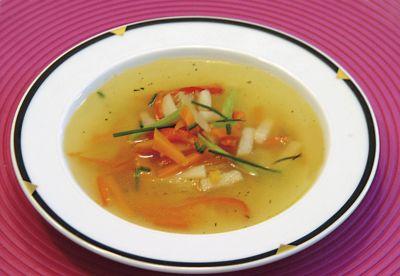 DIETA SOPA Dieta de la sopa para adelgazar