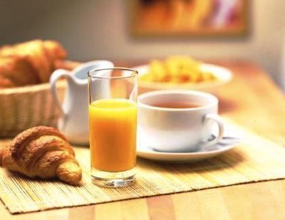 Desayunar bien para evitar el sobrepeso