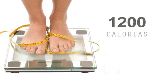 Dieta 1200 calorías - Cómo calcular las calorías de tu dieta