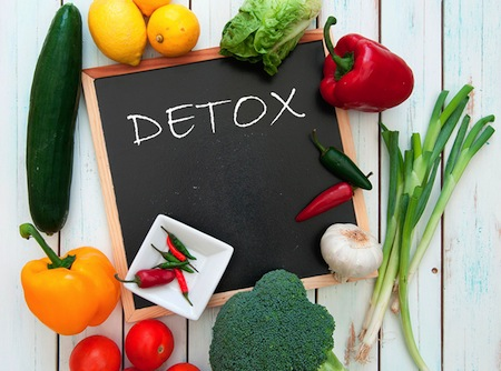 Dieta Detox o depurativa