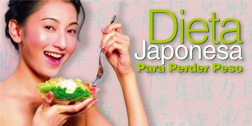 Dieta Oriental para bajar de peso