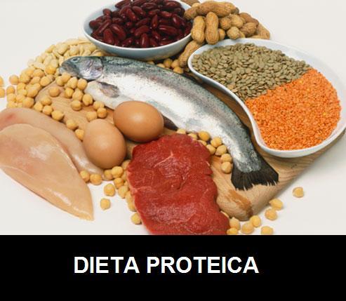 Dieta Proteica Recomendaciones