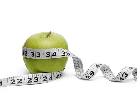 La Manzana para adelgazar