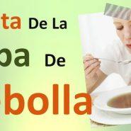 Dieta de la sopa de cebolla para adelgazar