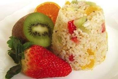 Dieta del Arroz y Frutas