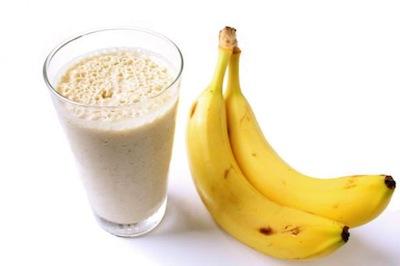 Dieta del Banano y la Leche