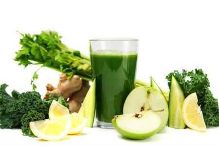 Dieta del Zumo Verde