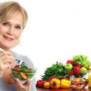 Dieta ideal en los 40 años