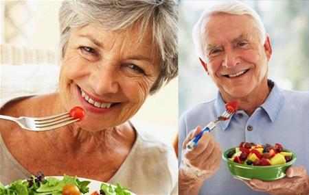dieta para adultos mayores