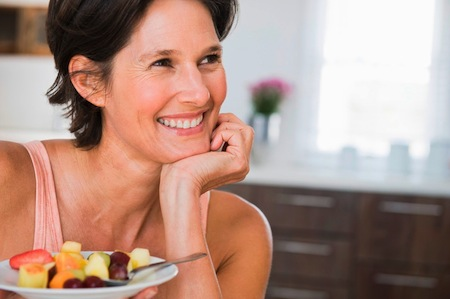 Dietas para después de los 40