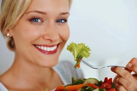Dietas para mujeres de cuarenta años