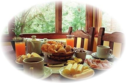 El desayuno la comida ideal