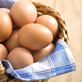 El huevo propiedades