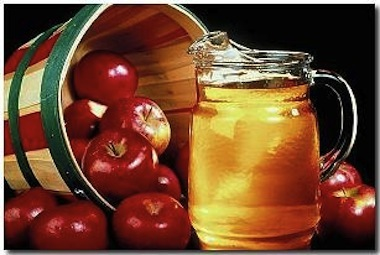 El vinagre de manzana para perder peso