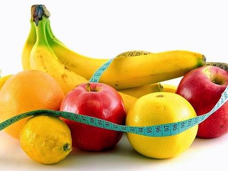Frutas que te ayudan a bajar de peso