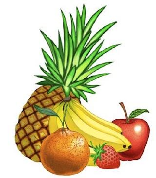 Importancia de las frutas en la salud