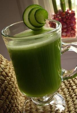 La Dieta del zumo verde