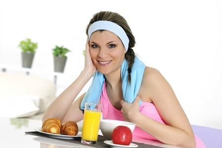 La Dieta y los Ejercicios