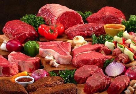 La carne roja