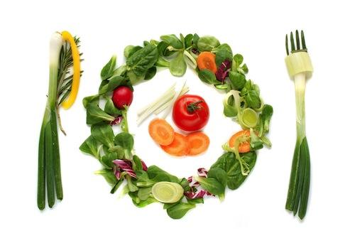 La dieta naturista