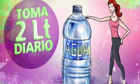 La falta de Agua te genera enfermedades
