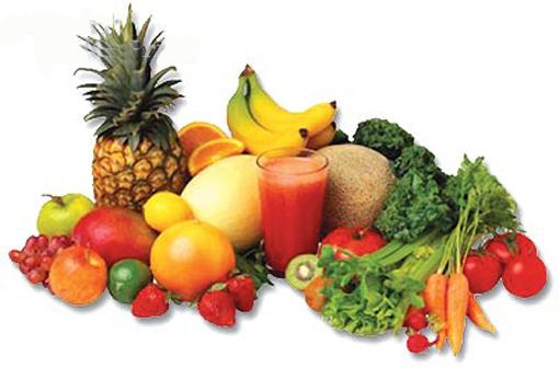 Las Frutas en una Dieta Saludable