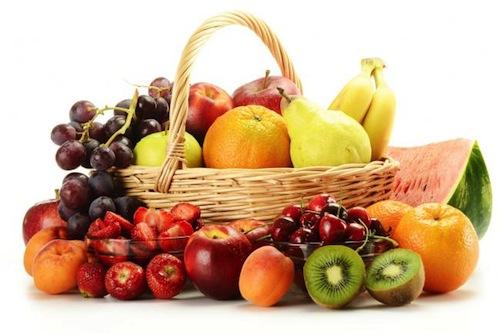 Las Frutas en una dieta de adelgazamiento