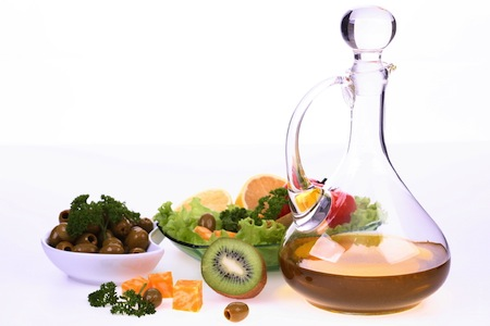 Las grasas y la Dieta equilibrada