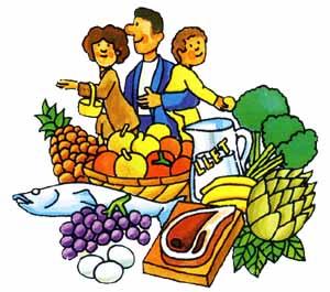 Las reglas de oro para una dieta sana y equilibrada Las reglas de oro  para una dieta sana y equilibrada